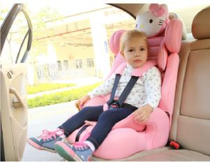 Hello Kitty Cute Baby Child Safety Car Seat pictures & photos