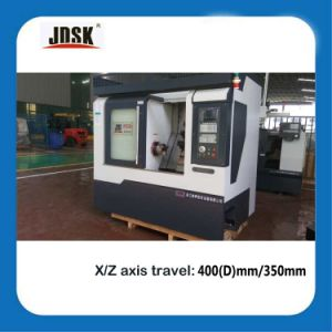 CNC Turning Lathe Machine for Stainless Steel Parts pictures & photos