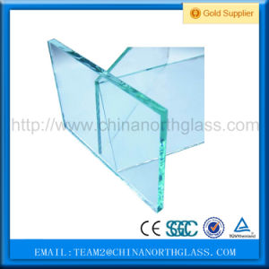 Good Supplier and CCC Ce ISO 8mm Clear Tempered Glass Greenhouse pictures & photos