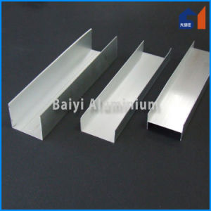 ISO Factory Fabrication Extruded Aluminium Profiles for Trough