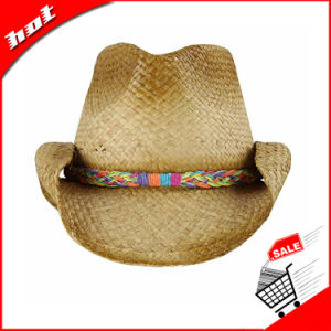 Cowboy Hat, Raffia Hat, 2017 Fashion Straw Hat pictures & photos