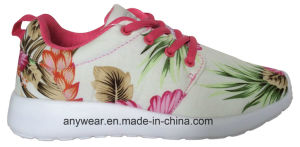 Ladies Footwear Comfort Casual Walking Shoes (516-7889) pictures & photos