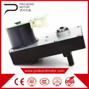 DC Permenent Magnet Gear Motor for Wholesale 60zyj pictures & photos