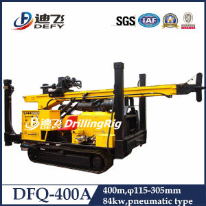 Defy Brand Crawler Mounted DTH Hammer Drilling Machine for Water Drilling pictures & photos