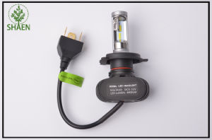 Fanless 4000lm 25W New Design Car LED Philip Headlight pictures & photos