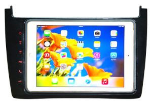 Car Mutimedia for Volkwagen Polo Android DVD Player 3G WiFi iPod Vehicle Tracking System pictures & photos