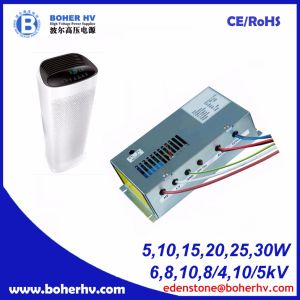 High Voltage Air and Oil Fume Purification Power Supply Unit 30W CF02 pictures & photos