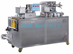Small Flat-Plate Blister Packing Machine (DPB88) pictures & photos