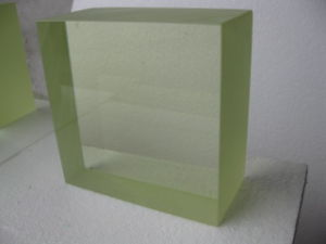 High Quality X Ray Shielding Glass for Nuclear Medical pictures & photos