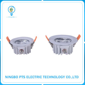 10W 900lm Good Quality Lighting Fixture Recessed Waterproof LED Downlight IP65 pictures & photos