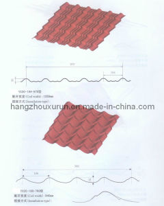 Steel Tile Profile (YX-970)