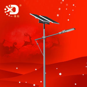 6m 30W Solar Street Light for Public Lighting pictures & photos