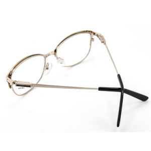 Latest Design Eyewear Eyeglass Optical Metal Frame 42-994 pictures & photos