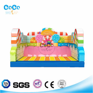 Cocowater Design Lovey Inflatable Candy Theme Bouncer LG9032