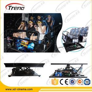 Zhuoyuan 5D 6D 7D 9d 11d Kino Mobile Cinema Equipment for Sale pictures & photos