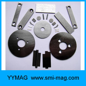 High Quality Cylinder Fecrco Magnet with Hole pictures & photos