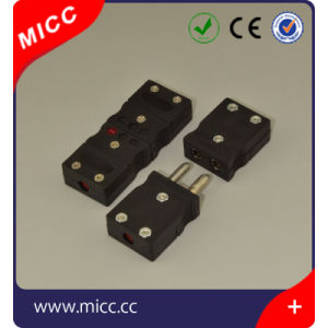 Type J Thermocouple Connector (MICC-SC-J) pictures & photos