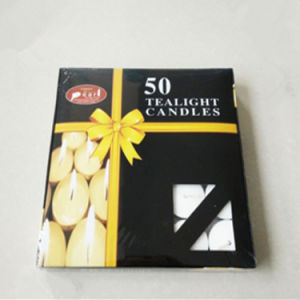 Box Packing Perfume Tea Light Candles Manufacture pictures & photos