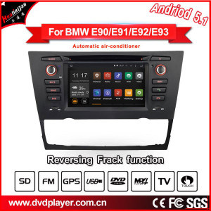 Hualingan Car Multimedia Playergps for BMW 3 Android GPS Radio DVD Player (automatic) pictures & photos