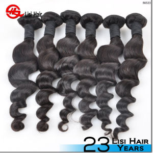 100% Virgin Unprocessed Loose Wave Virgin Hair Extension