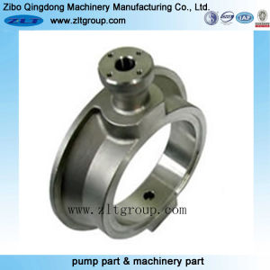 Sand Casting /Investment Casting Stainless Steel /Alloy Steel Valve pictures & photos
