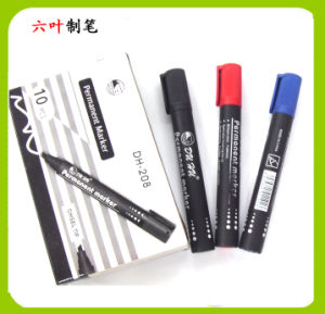 Non-Toxic Permanent Marker Pen (DH-201) , Low Price pictures & photos