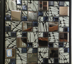 Stainless Steel Mixed Glass Mosaic pictures & photos