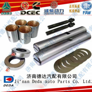 Knuckle Kingpin Repair Kits for Heavy Truck Spare Parts for More Model of China Truck