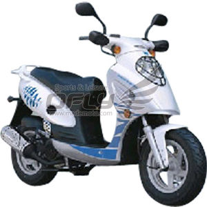 EPA Approved 150cc Gas Motor Scooter Equipped with Cheap Prices (Force YY150T-21A) pictures & photos
