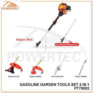 Powertec 4 in 1 Multifunction Garden Tool Set (PT79002) pictures & photos