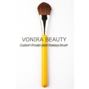 Precision Blush Face Face Antibacterial Makeup Brush