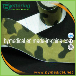 Kinesiology Tape with Military Printing pictures & photos
