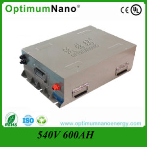 540V 600ah Car Battery Lithium Ion EV Battery pictures & photos