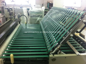 , PE Hot Cutting Machine, OPP Side Sealing Bag Machines pictures & photos