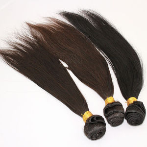 High Quality Pure Remy Human Hair, Dye or Bleach to Any Color, Virgin Human Hair