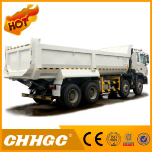 ISO CCC Approved 4 Axle 8X4 Dump Truck for Sale pictures & photos