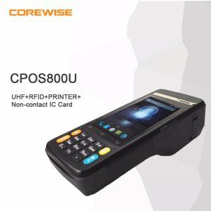 Handheld RFID Long Range Reader Machine with Printer pictures & photos