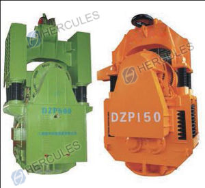 Resonance-Free Frequency Modulation Vibratory Pile Hammer pictures & photos