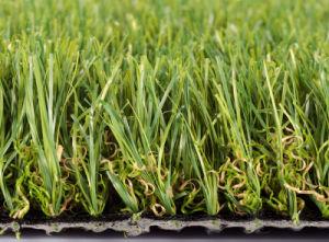 High Quality Artificial /Plastic Grass Carpet Decorative Artificial Grass (L40-C2′′) pictures & photos