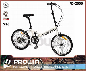 "China 20"" with 6speed Steel Folding Bike (FD-2006)"