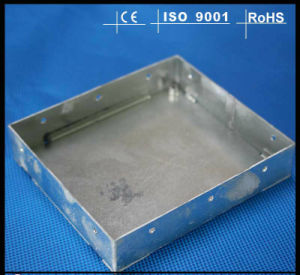 Precision Punching Stamped Sheet Metal Box pictures & photos