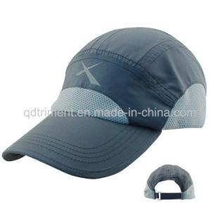 Custom Outdoor Soft Microfiber Mesh Fabric Sport Hat (TMR0700) pictures & photos