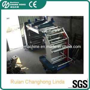 6 Colour Plastic Film Flexo Printing Machine (CH886) pictures & photos