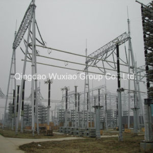 Electric Power Supply Substation Steel Construction pictures & photos