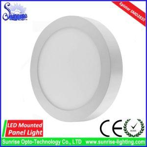 12W Round Mounted LED Ceiling Panel Light