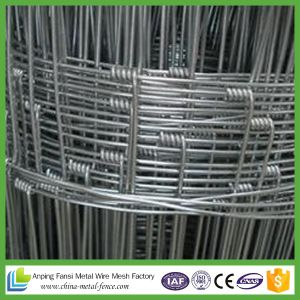 Livestock Farm Galvanized Woven Wire Mesh Fence for Animals pictures & photos