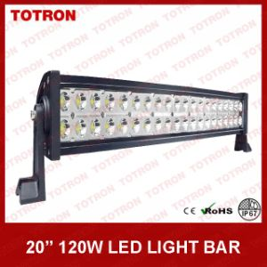 TLB2120 Offroad Light LED Light Bar with 3W Epistar LEDs pictures & photos
