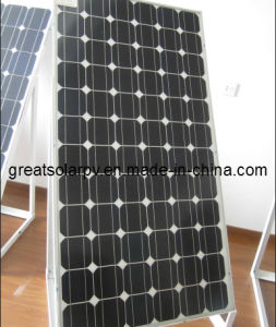 190W Mono Solar Panels (GSPV190M) pictures & photos