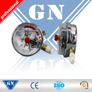 Cx-Pg-Sp Electric Contact Oil Filled Manometer (CX-PG-SP) pictures & photos
