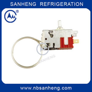 Good Quality Refrigerator Heating Thermostat (077B0027) pictures & photos